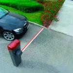 Шлагбаумы автоматические для организации парковочных мест