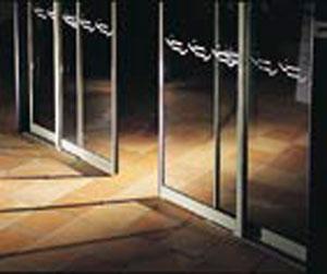 Автоматическая дверь Besam, Бесам